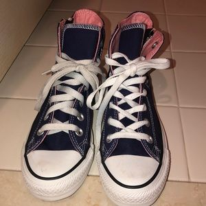 High top All Star Converse Sneakers